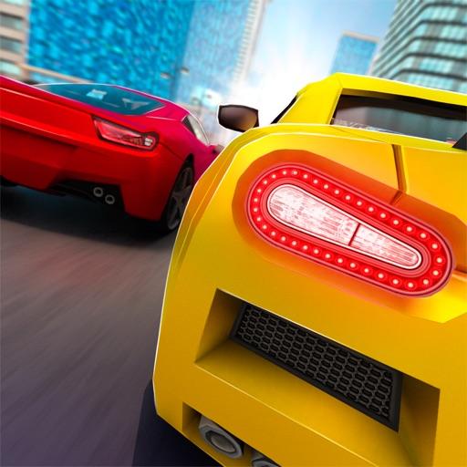 Speed City: Racing Cars 2017 iOS App