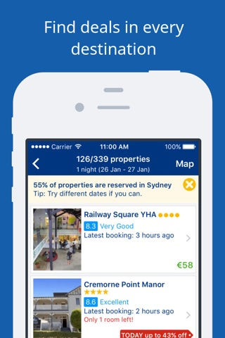 Booking.com Travel Deals screenshot 4