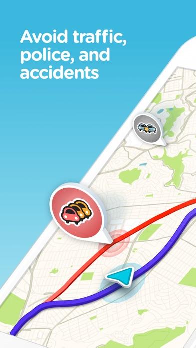 download Waze Navigation & Live Traffic apps 4
