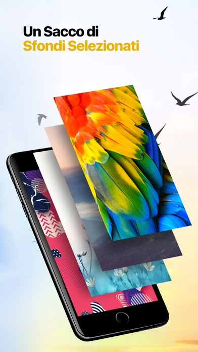 Blocco schermo app iphone