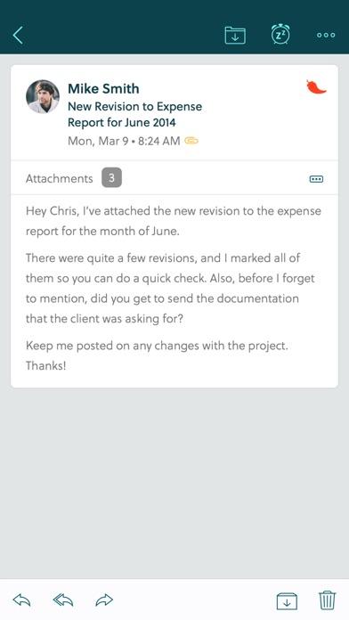 Nacho Mail Screenshot