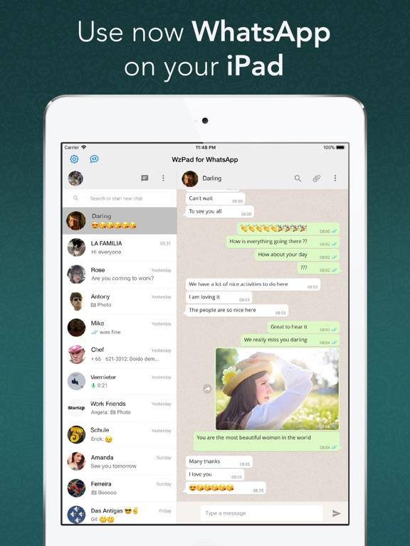 WzPad for WhatsApp Pro Screenshots