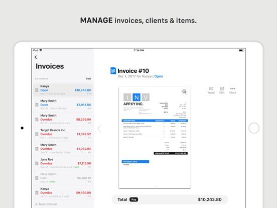 Tiny Invoice AppAddict - Tiny invoice for mac