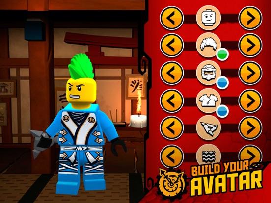 Скачать THE LEGO® NINJAGO® MOVIE™ app