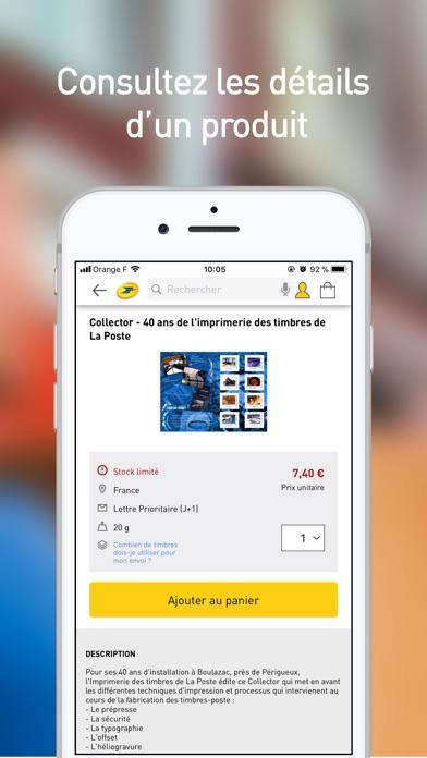 download La Poste - Services Postaux apps 0
