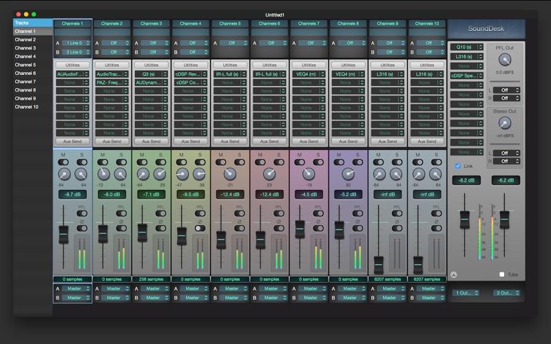 SoundDesk for Mac