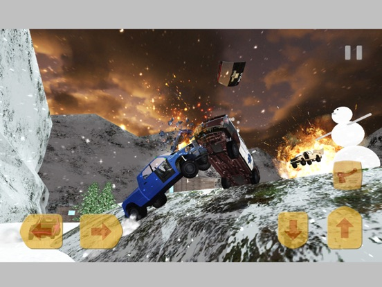 4x4 Real Extreme Derby Crash Скриншоты5