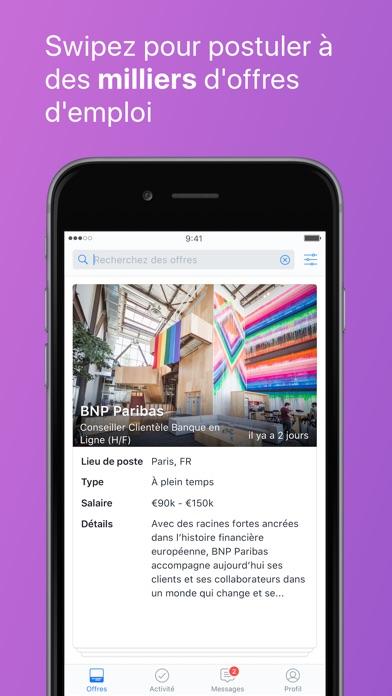 download Monster - Offres d'emploi apps 1