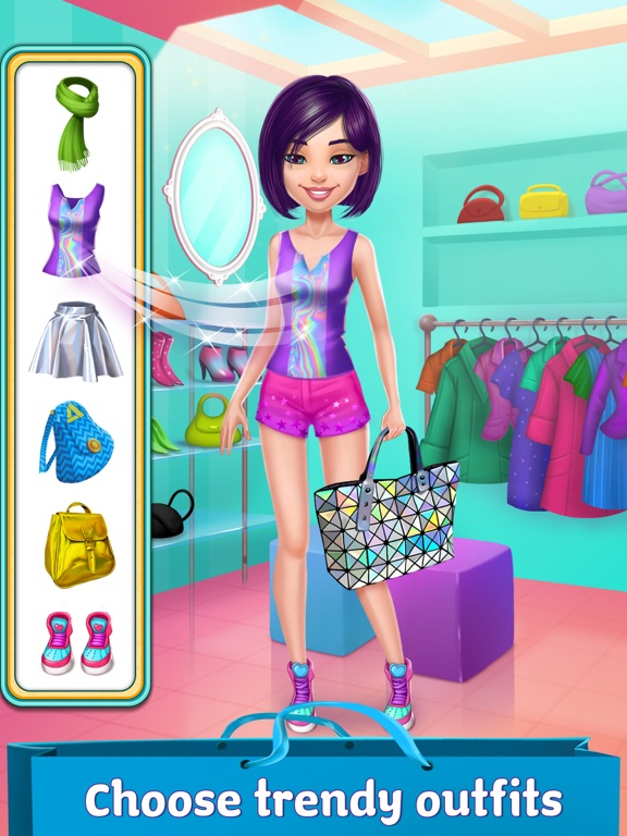 Bff clothes fashion game dress up who