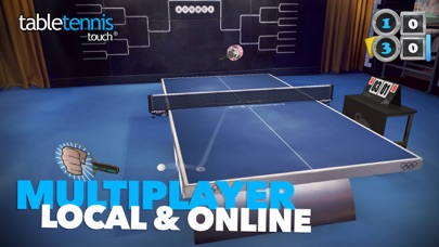 Table Tennis Touch Скриншоты6