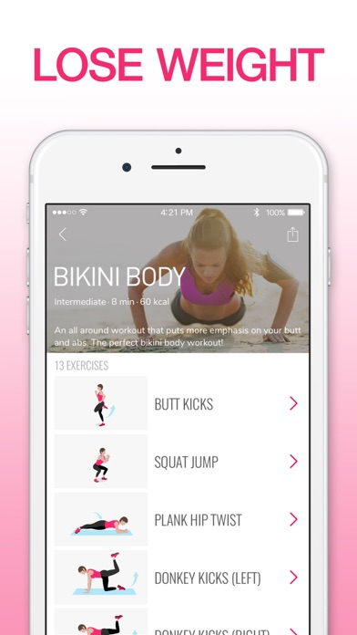 download Workout for Women: Fitness App apps 2
