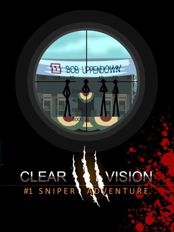 Clear Vision 3 на iPad