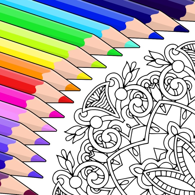 Colorfy Coloring Book On The App Store