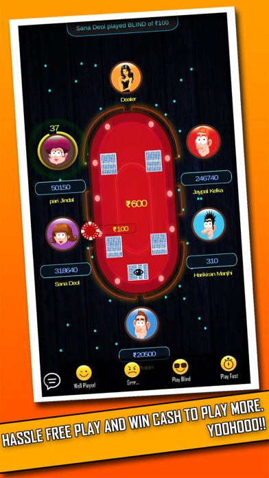 Teen Patti Clubs screenshot 4