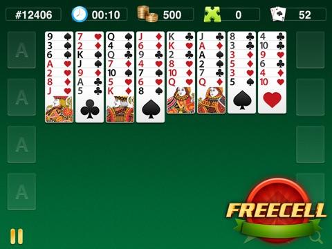 FreeCell Classics screenshot 1
