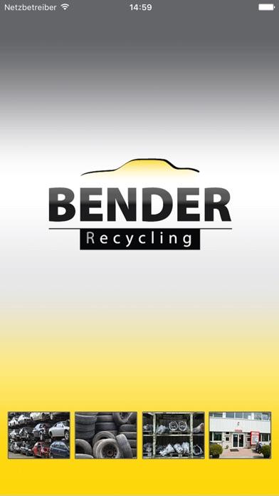 Screenshot von Bender Recycling1