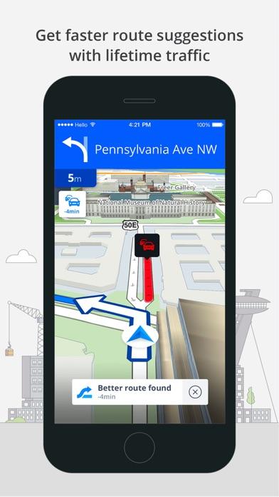 Screenshot #8 for Sygic Iraq: GPS Navigation