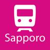 Sapporo Rail Map Lite