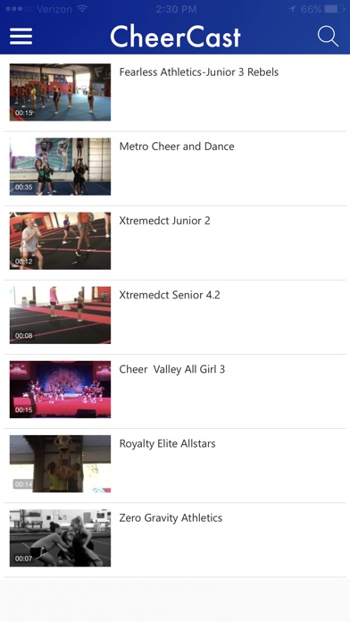 download CheerCast apps 0