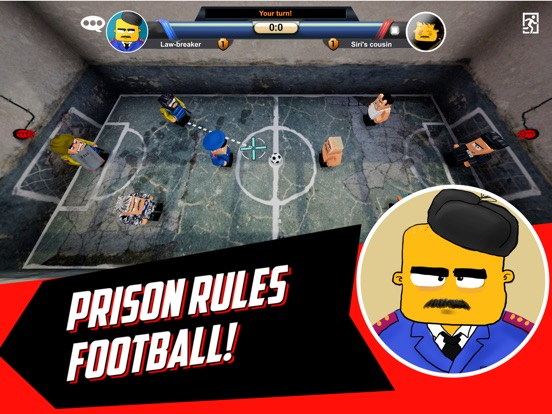 Jail Football - Prison Soccer Maniacs Screenshots