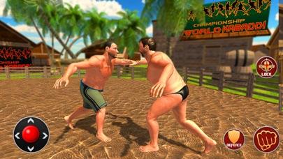 Real Pro Kabaddi Wrestling 17Скриншоты 2