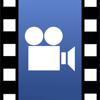 Reproductor de video para Facebook y el rodillo de