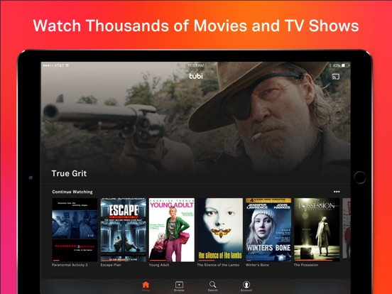 Tubi TV - Movies & TV Shows Screenshot