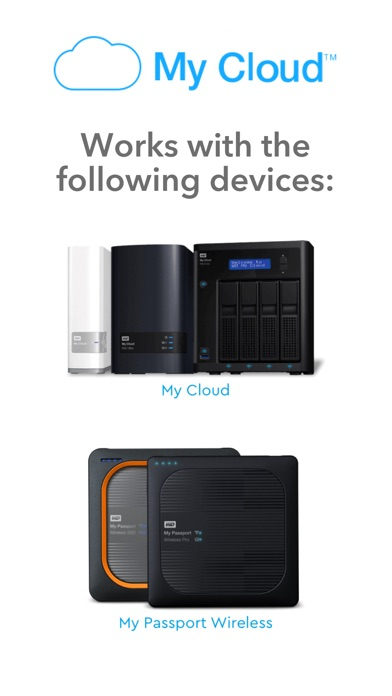 Wd My Cloud review screenshots