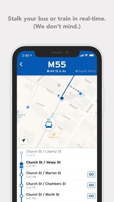 download Transit • Bus & Subway Times apps 0