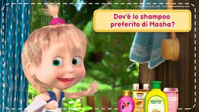 Screenshot of Masha e Orso: Giochi di Case3