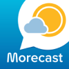 Weather - Radar - Storm with Morecast App