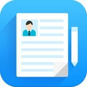 resume creator cv writer designer builder app
