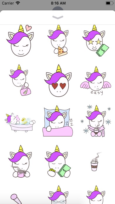 download Penny Unicorn Stickers apps 1
