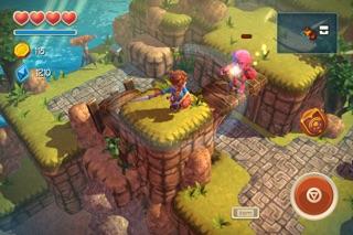 Screenshot for Oceanhorn ™ in Mexico App Store