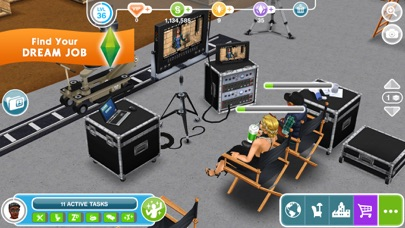 Screenshot #7 for The Sims™ FreePlay