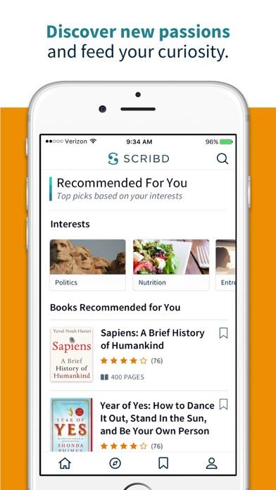 download Scribd apps 2