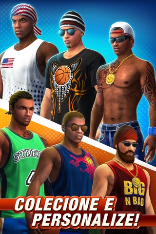 Basketball Stars™ screenshot 4