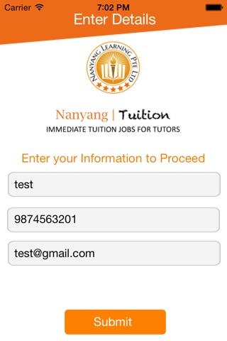 Nanyang Tuition screenshot 4