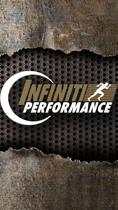 Infiniti Sports Performance screenshot 1