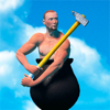 Bennett Foddy - Getting Over It  artwork