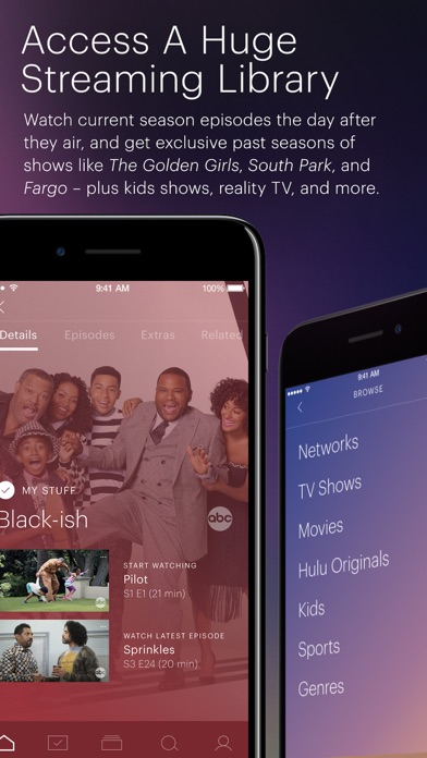 download Hulu: Watch TV Shows & Movies apps 1