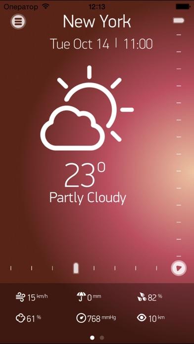 Прогноз погоды на 15 днейСкриншоты 4