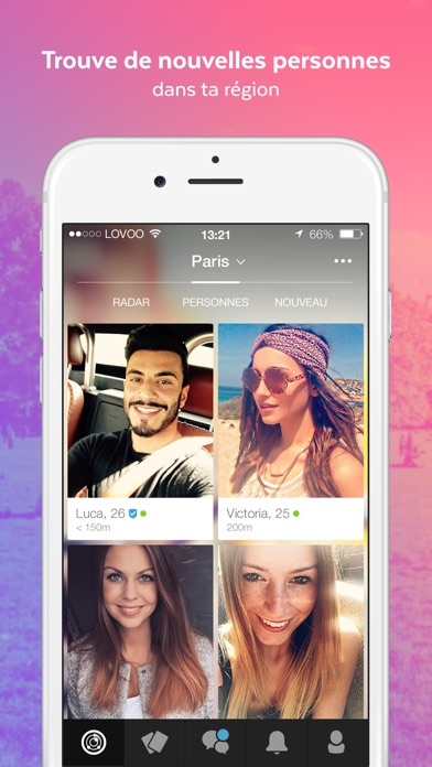 download LOVOO apps 3