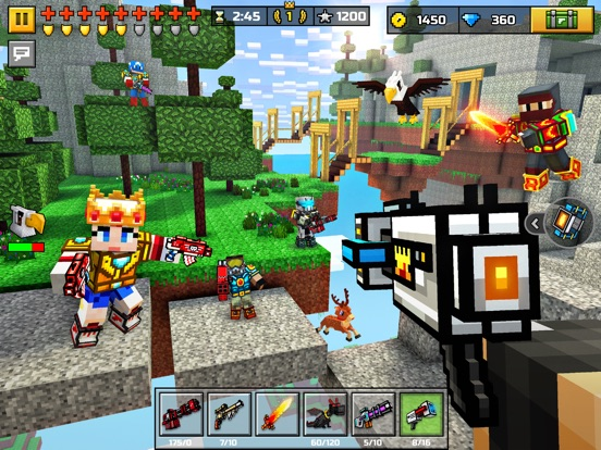 Pixel Gun 3D Screenshot
