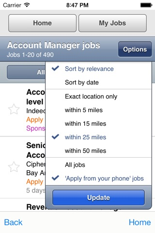 Indeed Job Search screenshot 3