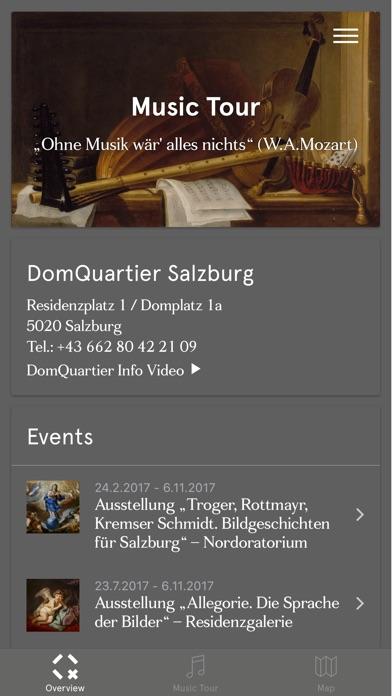 DomQuartier Screenshot