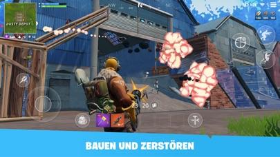 Screenshot 1 Fortnite