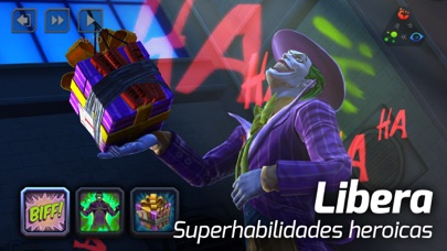 download DC Legends: Batalla x Justicia apps 4