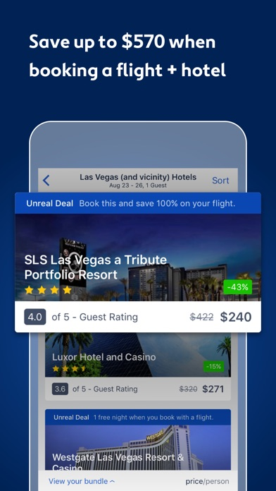 download Hotels & Flights - Expedia apps 2