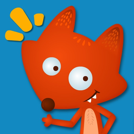 RunFox狐狸快跑-少儿英语趣味配音学习应用